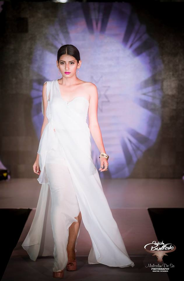 Nakita Tania Fernandes belongs to Saligao and is a model by profession.
