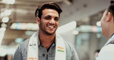 Rubaru Mr India 2019, Rishabh Chaudhary arrives in Thailand for Mister Global 2019 competition