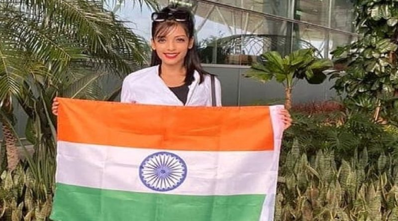 Aishwarya Setty is the winner of Rubaru Miss Cosmopolitan World India 2019 title. She is 22 years old and is a model by profession.