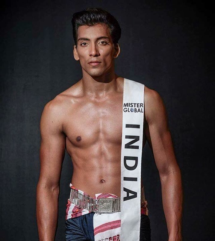 He also holds the record of being the only Indian model to be named the Best Model of the year twice in the same year.