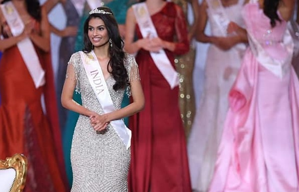 Miss World 2019 - 2nd Runner-up and Miss World Asia 2019, Suman Rao from India.