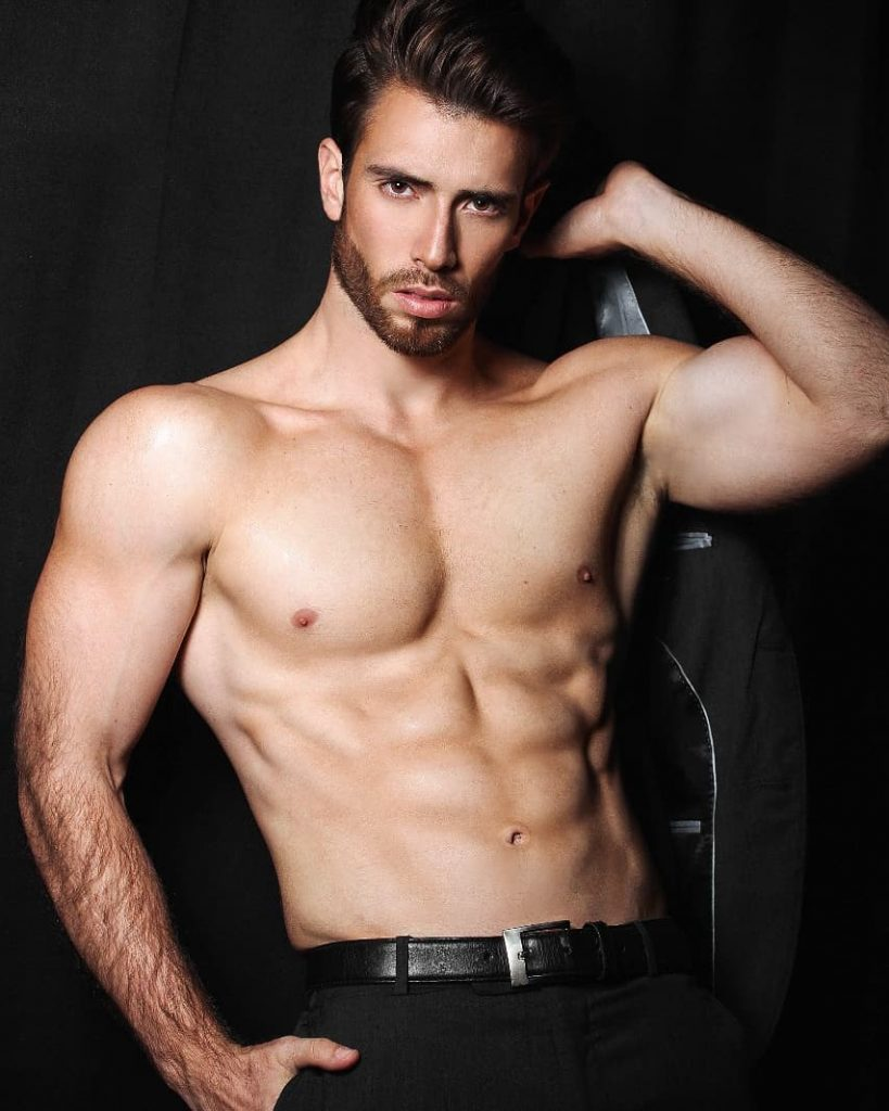 Mister World Ecuador, Daniel Vallejo Arauz from Manta