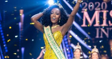 Abena Appiah from the United States won Miss Grand International 2020 contest held in Thailand