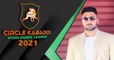Gurvinder Sandhu from Fatehabad to lead Haryana region at Circle Kabaddi Worldwide League 2021