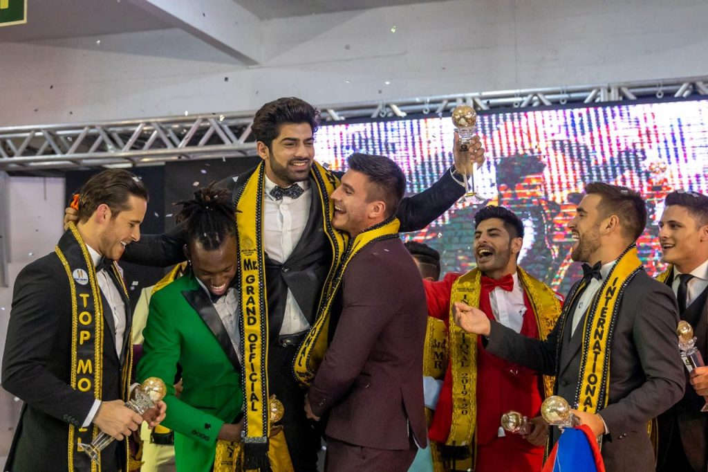 The new Mister Grand India to get elected on April 8 at India's biggest men's pageant – Rubaru Mr. India