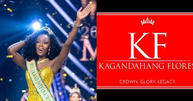 KF camp alumna, Abena Appiah representing the US won Miss Grand International contest