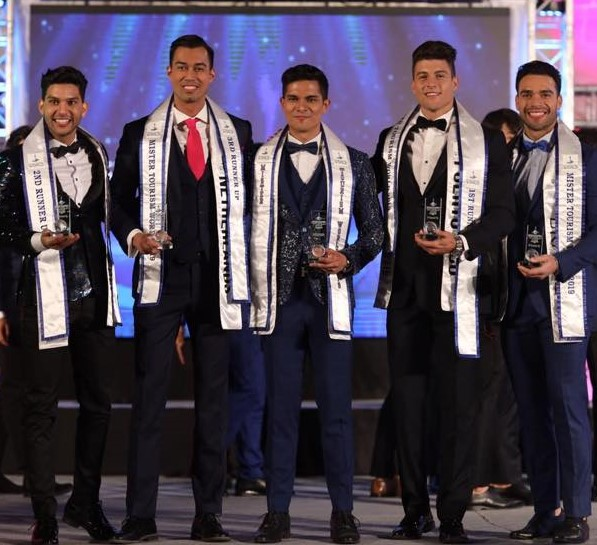 The new Mister Tourism World India to get elected on April 8 at India's biggest male pageant – Rubaru Mr. India