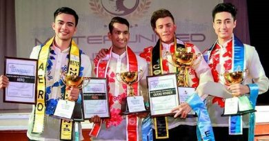 The new Mr United Continents India to get elected on April 8 at India's biggest male pageant – Rubaru Mr. India