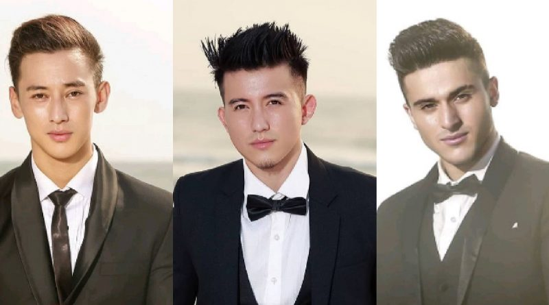 Songashim Rungsung from Manipur; Tumken Sora from Arunachal Pradesh and Testeej Shiwakoty from Sikkim. These 3 gentlemen marked their respective states' debut at India's biggest pageant for – Rubaru Mr. India, and went onto secure 3 highest placements.