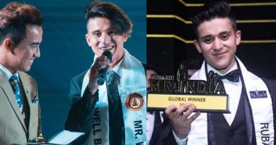 Tseteej Shiwakoty creates history, becomes the first guy from Sikkim to win India's biggest pageant for men – Rubaru Mr. India