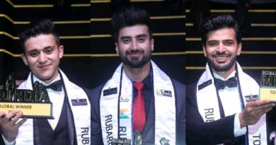 The dawn of male pageantry and arrival of Rubaru Mr. India contest