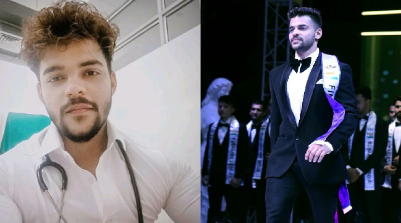 """""""My duty to my nation is more important than any modelling assignment,"""" says model-turned-doctor, Gaurav Sharma"""