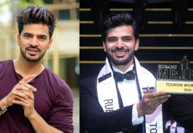 Shouryaditya Singh's journey from being a regular city guy to winning India's biggest pageant for men