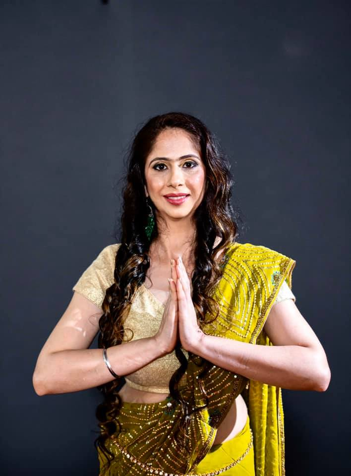 Banpreet Kaur, Mrs. West Bengal 2020, Rubaru Mrs. India World Noble Queen 2021 and India's very first representative to Mrs. World Noble Queen competition.