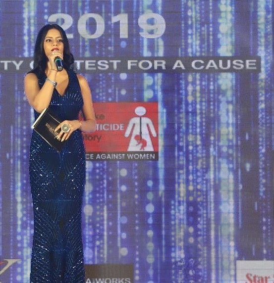 Ashima Sharma is an emcee and event presenter. She has hosted several notable events in India.