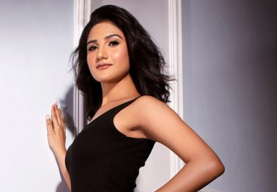 """""""It's a great honour for me to represent India at the Miss Globe 2021 contest,"""" says Vyshnavi Mynampati"""